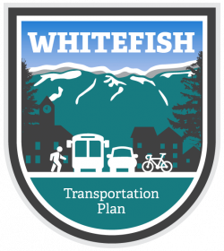 Whitefish Transportation Plan logo